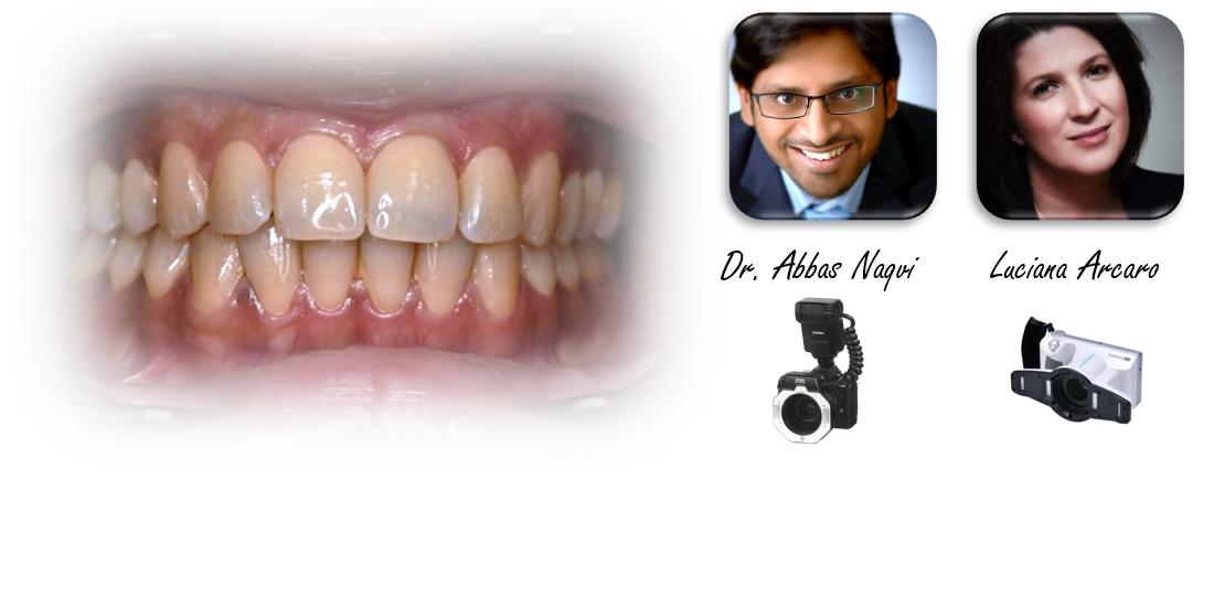 dental photography banner